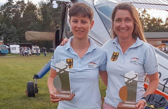 Segelfliegerin aus Obernkirchen nimmt an Weltmeisterschaft teil: Christine Grote fliegt in Lake Keepit/Australien in der Clubklasse