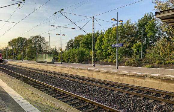 Fahrraddieb steigt mit abgeschlossenem Rad in Zug nach Bückeburg