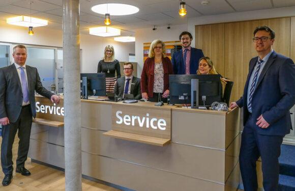 Volksbank in Schaumburg: Tag der offenen Tür in Kirchhorsten
