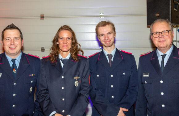 Feuerwehr Kirchhorsten im vergangenen Jahr zu 23 Einsätzen alarmiert