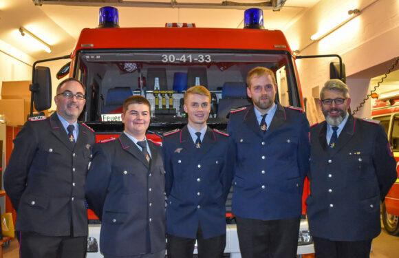Jahreshauptversammlung der Feuerwehr Wölpinghausen