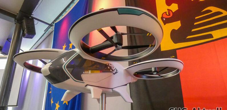 Erfolgreiches, zweitägiges 4. RotorDrone Forum in der Stadt der Hubschrauber