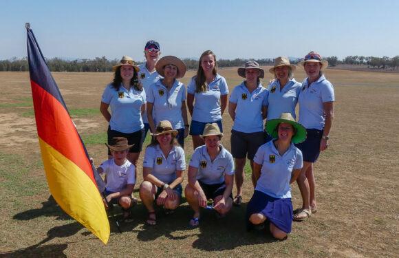 Australien: Frauen-Segelflug-WM mit Beteiligung aus Obernkirchen gestartet