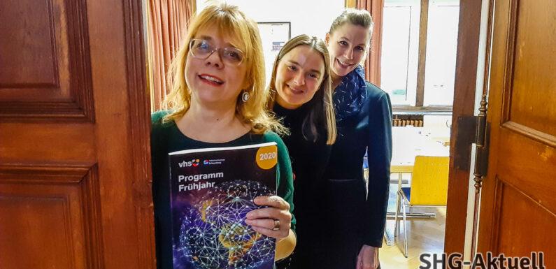Frühjahrssemester der VHS Schaumburg startet – Neues Programm vorgestellt