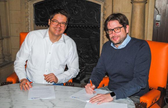 Bückeburger Tennisverein WRB und Bernd-Blindow-Gruppe schließen langjährige Kooperation