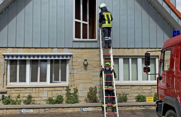 Herdplatte löst Feuerwehreinsatz in Seniorenheim aus
