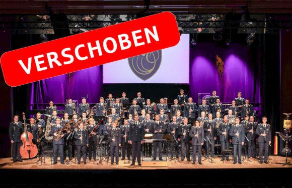 Neuer Termin in 2022: Benefizkonzert mit dem Luftwaffenmusikkorps Münster erneut verschoben