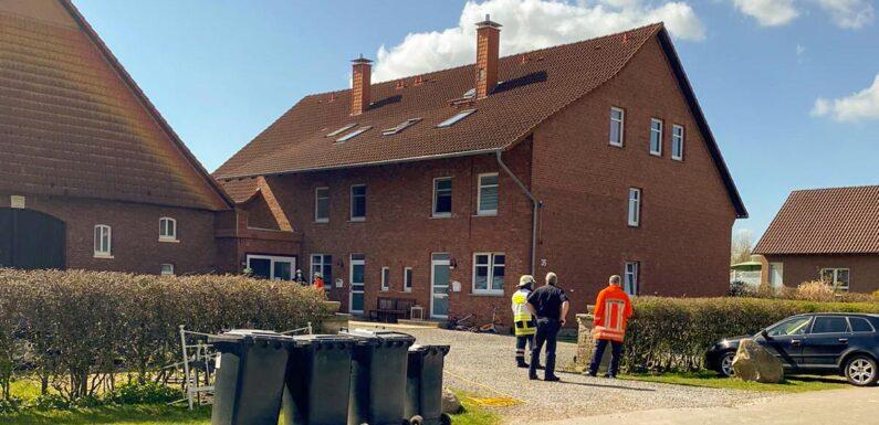 Gasgeruch sorgt für Feuerwehreinsatz in Hespe