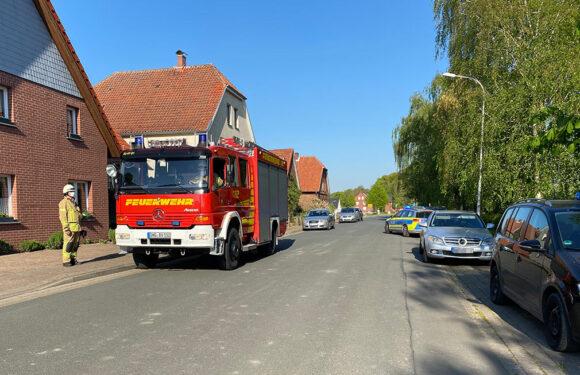 Feuerwehr zu Einsatz nach Probsthagen alarmiert