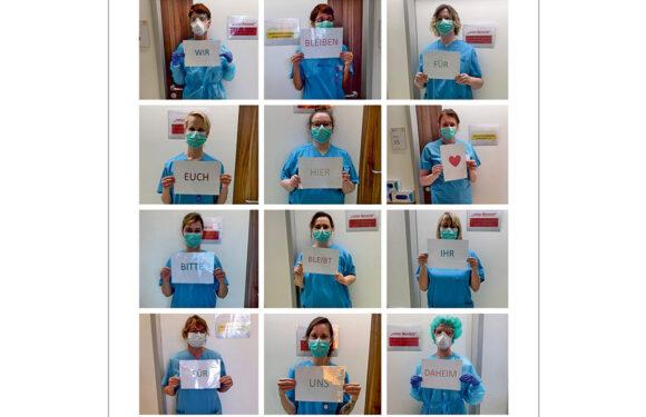 Agaplesion Klinikum Schaumburg: Weitere Corona-Vorbereitungen und mehr Intensivbetten