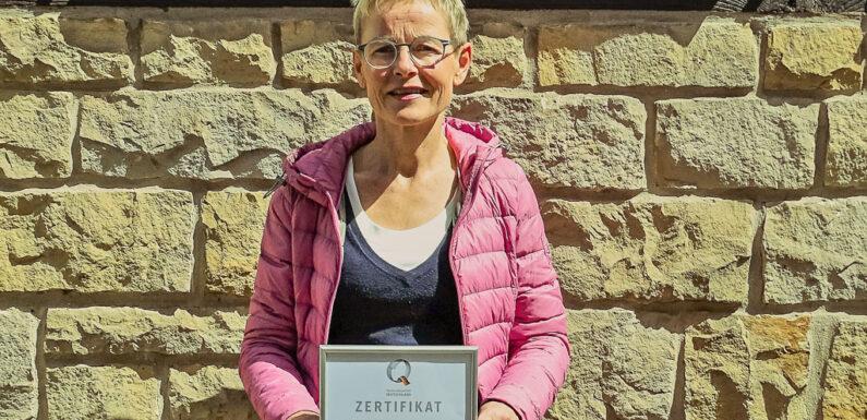 Schaumburger Land Tourismusmarketing e.V. erneut von Wirtschaftsminister Bernd Althusmann ausgezeichnet