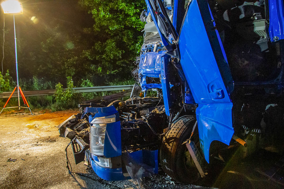 Unfall A2 Heute Aktuell