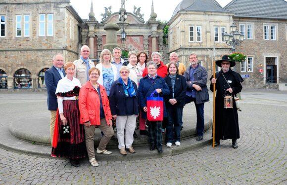 Bückeburg: Touristische Führungen im Juli