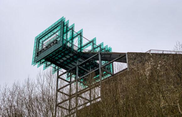 Rinteln: Steinzeichen Steinbergen und Jahrtausendblick wieder geöffnet