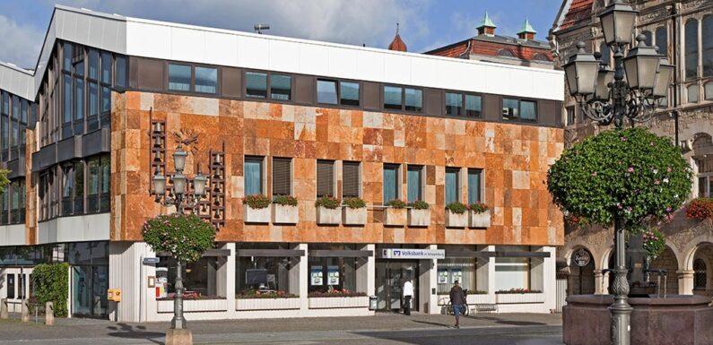 Volksbank in Schaumburg öffnet weitere Bankstellen