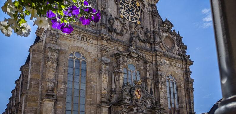 """Gästeführung in Bückeburg: """"Stadtkirche, Herder und Bach"""""""