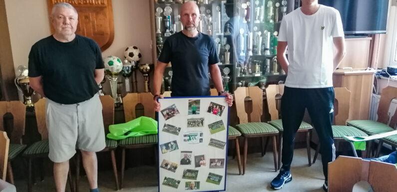 Falko Rohrbach nach 15 Jahren VfL-Jugendarbeit verabschiedet