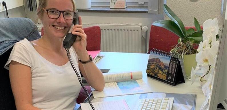 Bei Anruf: Berufsberatung