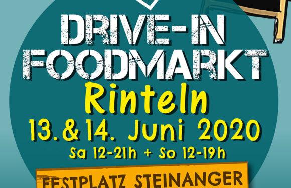 Rinteln: Drive-In Foodmarkt auf dem Steinanger