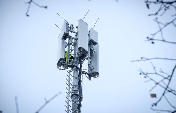 Bückeburg: Drei Mobilfunkstandorte der Telekom mit 5G erweitert