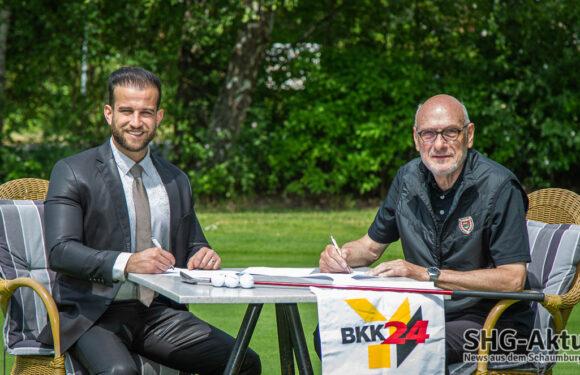 Teamgolf: Golfclub Schaumburg und BKK 24 kooperieren in Sachen Gesundheit