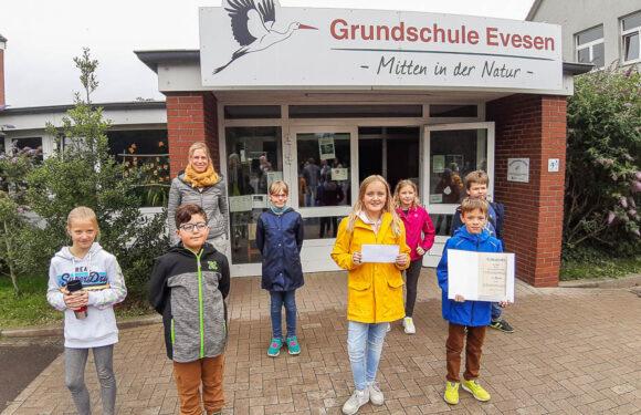 53. Schulschwimmpreis der Stadt Bückeburg: 1. Platz geht an Grundschule Meinsen
