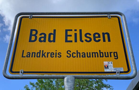 Bad Eilsen: Sachbeschädigung und Diebstahl von Baustelle