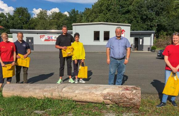 Obernkirchen: Bürgermeister Oliver Schäfer verleiht fünf Ehrenamtskarten