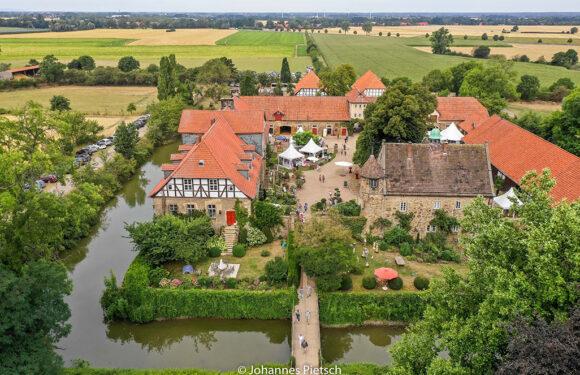 Gartenkunst, Kultur & Lebensart: 20 Jahre Parkfestival Romantic Garden auf Rittergut Remeringhausen vom 21. – 23. August