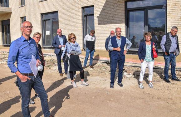 """""""Leuchtturmprojekt für den Landkreis"""": SPD-Kreistagsfraktion besucht Mehrgenerationenpark"""