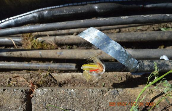 Bückeburg: Kabeldiebe richten hohen Sachschaden an