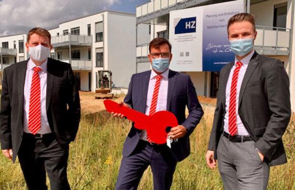 Lauenau: Sparkasse Schaumburg baut und vermietet 15 Wohnungen