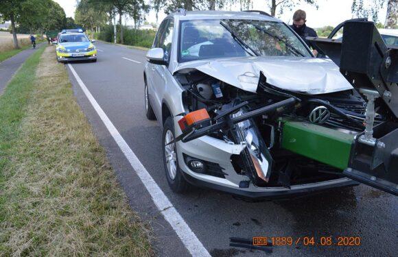 Senior verursacht sehr wahrscheinlich zwei Verkehrsunfälle