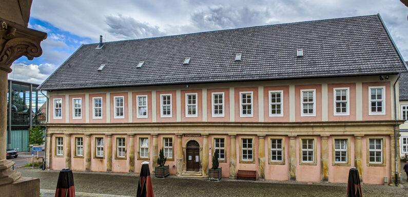 Bückeburg: Bürgerbüro wegen EDV-Umstellung mehrere Tage geschlossen