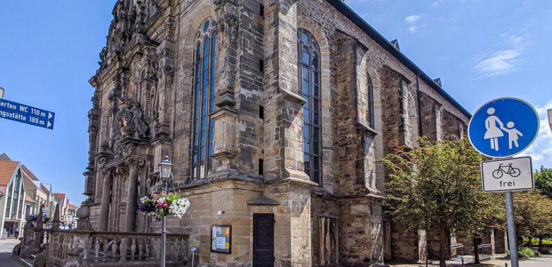 Bückeburg: Toiletten an der Stadtkirche geschlossen