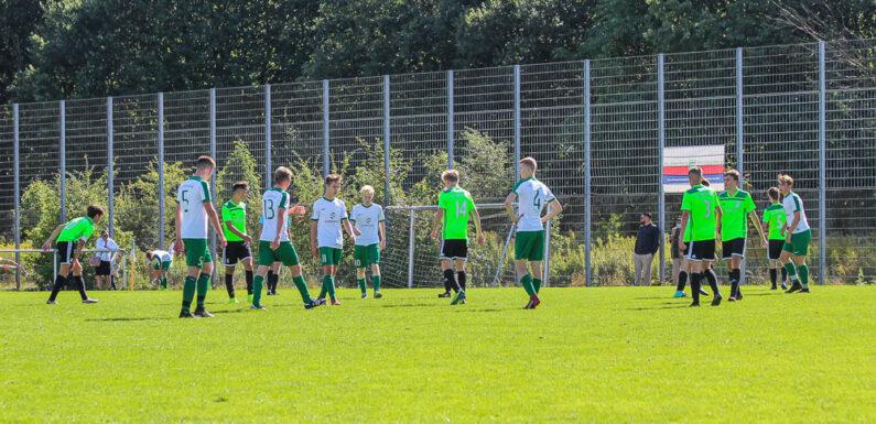 U17 des VfL Bückeburg startet Saison in der Landesliga