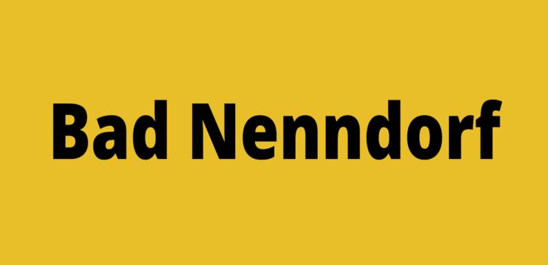 Hallenbad Bad Nenndorf: Wiedereröffnung der Sauna und Warmbadetage