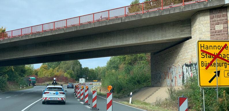 B 65 Ortsumgehung Bückeburg: Phase Zwei der Bauarbeiten startet ab 5. Oktober