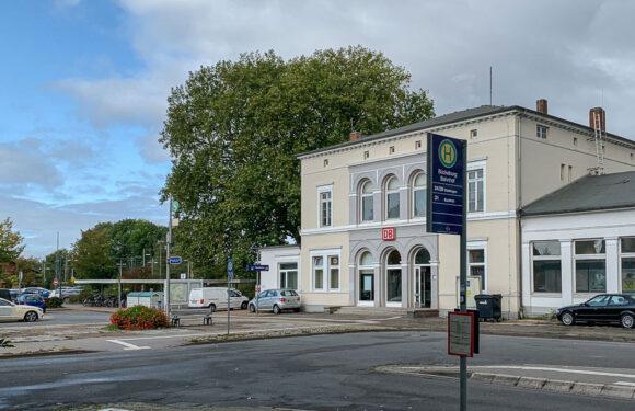 Bückeburg: Zufahrt zu Bürgermeister-Preul-Platz am Bahnhof wird gesperrt