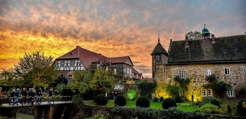 (Abgesagt) Kerzenschein, Kultur, Kunst & Kulinarisches: Novemberklüngel auf Rittergut Remeringhausen