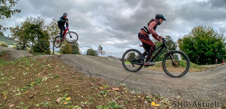 Rinteln: Mountainbiker können am neuen Bike-Park durchstarten