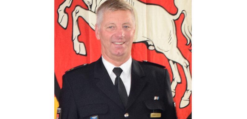 Stadthagen: Polizeikommissariat verabschiedet Wolfgang Kanngießer in den Ruhestand