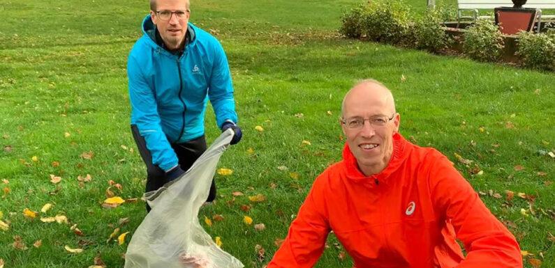 """""""Clean Running"""": Laufend Müll sammeln"""