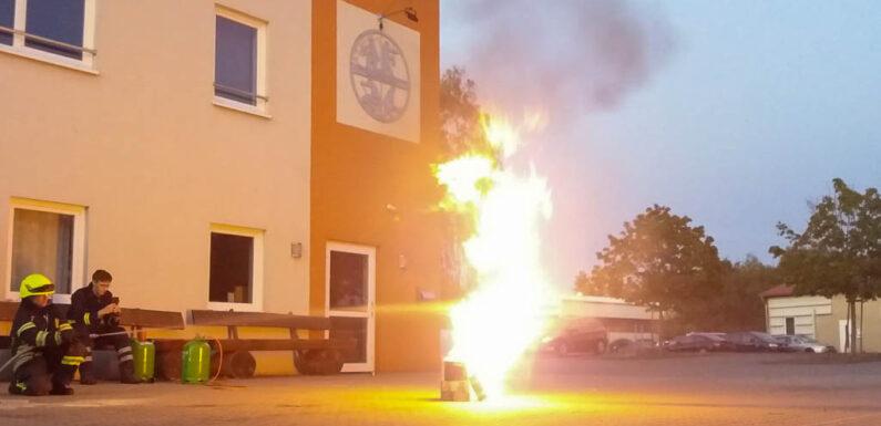 Sachsenhagen: Kinder und Jugendfeuerwehren nehmen Ausbildungsdienste auf