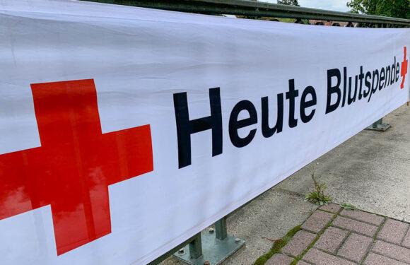 Landkreis unterstützt Aufruf: Blutspenden auch in Coronazeiten wichtig