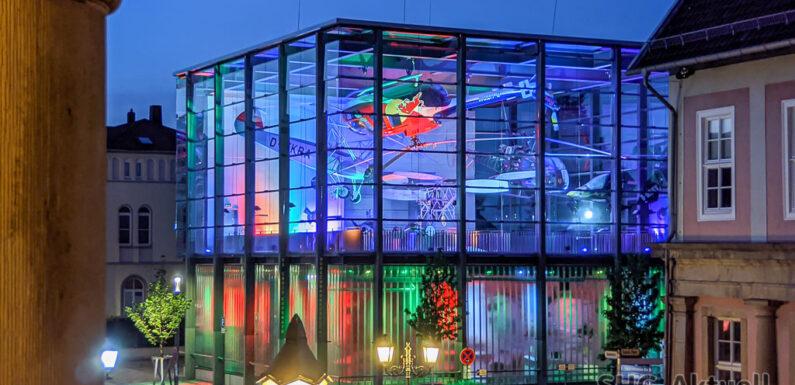 350.000 Euro Förderung für Hubschraubermuseum Bückeburg