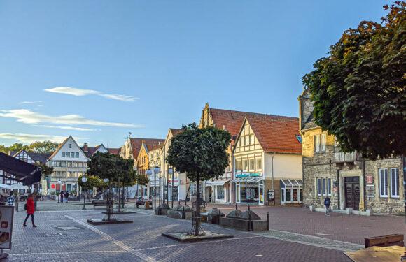 Stadthagen: Verkaufsoffener Sonntag am 8. November von 14 bis 18 Uhr