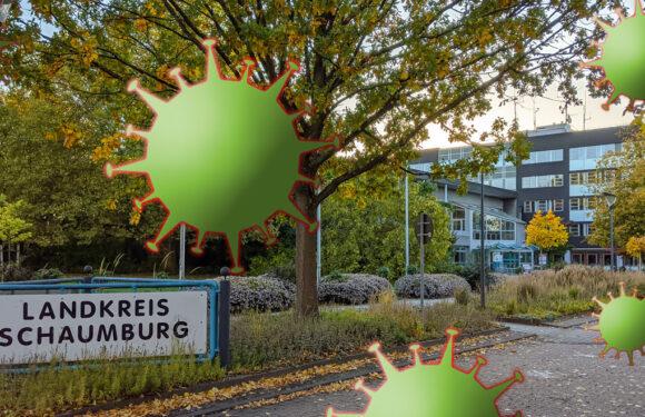 Corona-Inzidenz für den Landkreis Schaumburg fällt unter 100