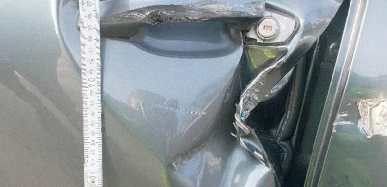 LKW beschädigt geparkten Skoda: 15.000 Euro Schaden