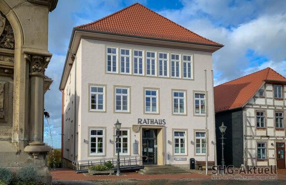 (Bis 7.3. verlängert) Obernkirchen: Rathaus weiterhin mit eingeschränkten Öffnungszeiten / Online-Terminvereinbarung